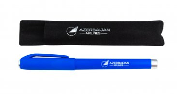Pen with AZAL logo