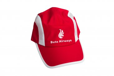 Baseball cap with Buta Airways logo