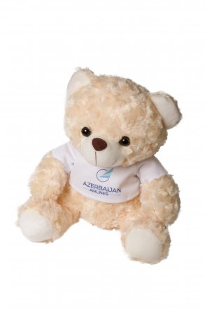 Teddy Bear with AZAL logo